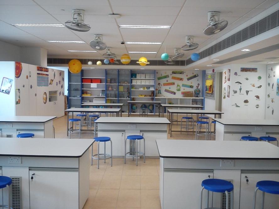 Science Centre – Diocesan Girls' Junior School