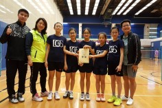 Kowloon West Area Inter-school Volleyball Competition 2017